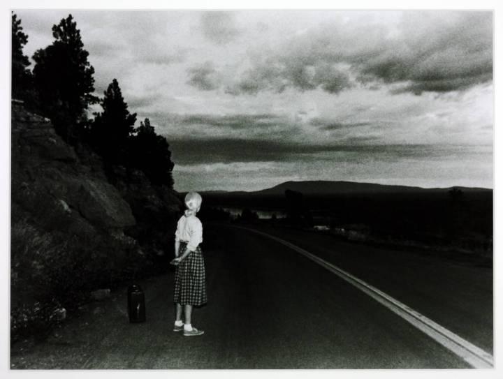 Untitled Film Still #48 1979, reprinted 1998 by Cindy Sherman born 1954