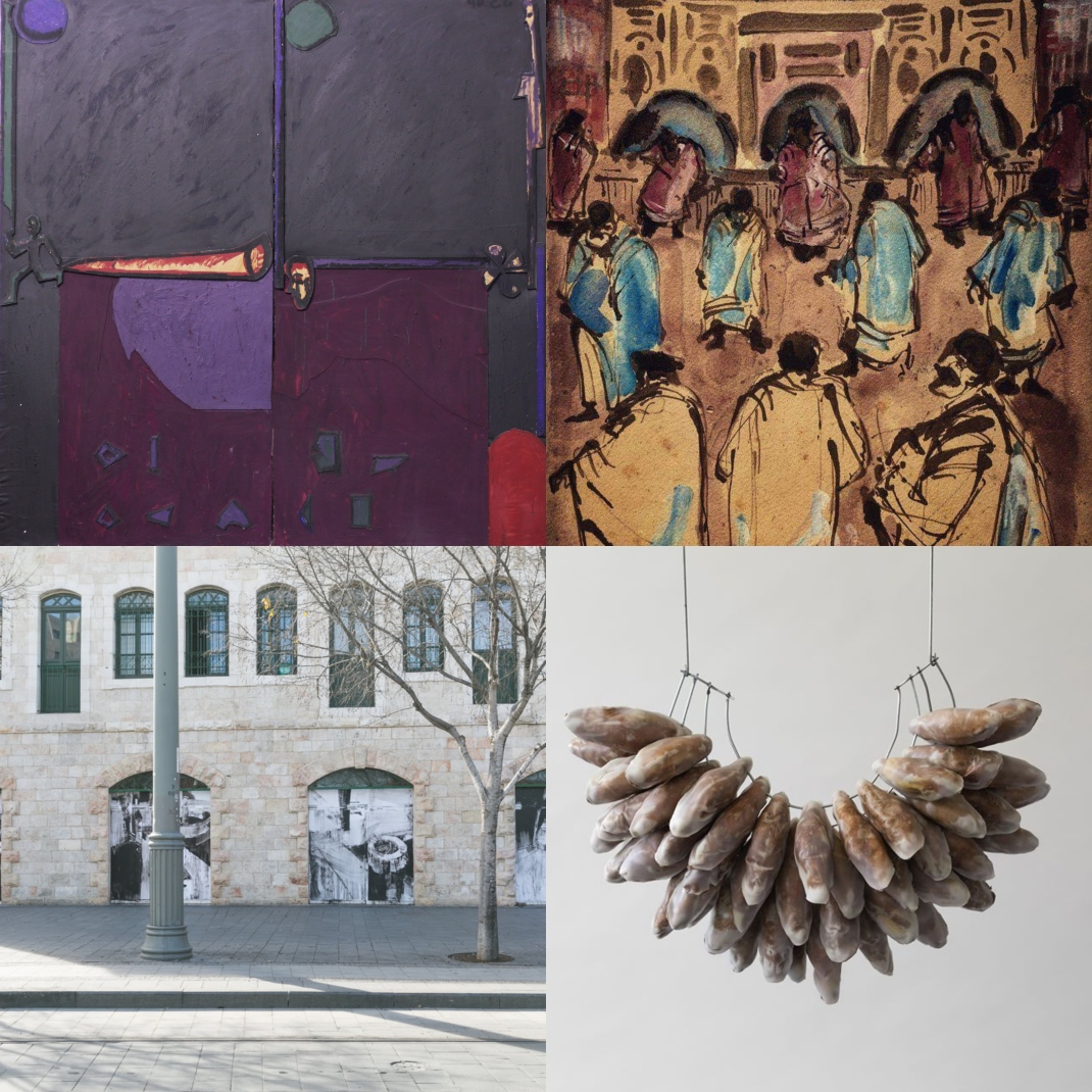 Contemporary Art in Jerusalem